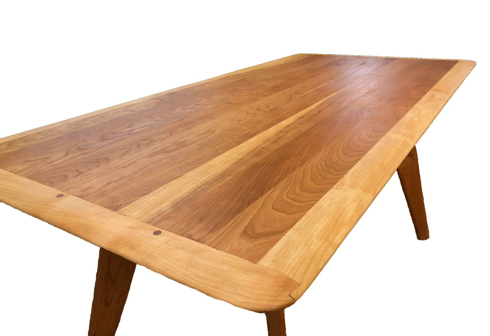 large wooden table natural